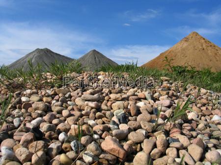 conservazione della natura ghiaia biotopo ciottolo