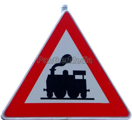 segnale treno veicolo mezzo di trasporto