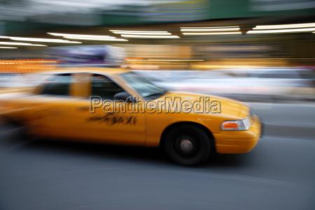 stati uniti damerica usa america taxi