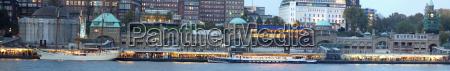 guidare sera porto amburgo scalandrone porti