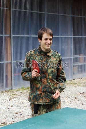 tempo libero in uniform