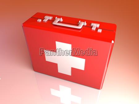 servizio medico medicina grafico croce illustrazione