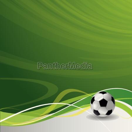 giocatore di calcio con palla