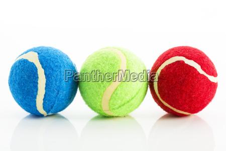 palle da tennis per gli animali