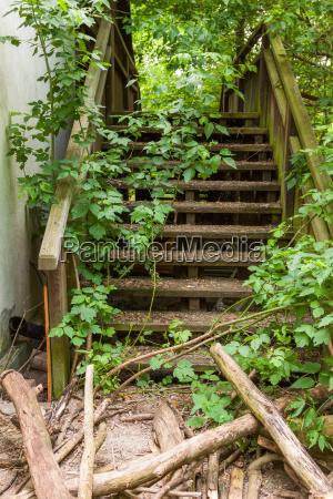 scala scale legno gradini holztreppe