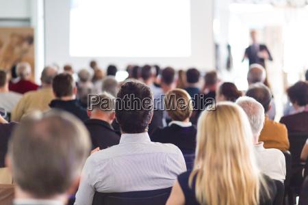 pubblico in aula