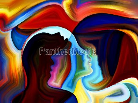 accordo arte composizione colore progettazione concetto