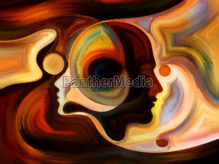profilo esistere vivere arte composizione colore