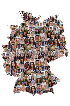 persone popolare uomo umano profugo mappa