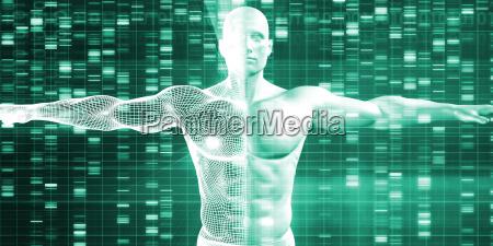 ricerca e sviluppo genetico
