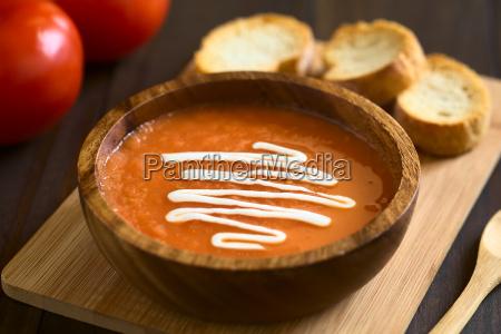 cibo orizzontale verdura panna pasto rustico