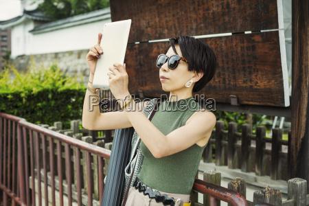 donna donne tempo libero femminile asia