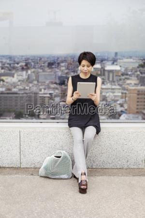 donna donne citta tempo libero femminile