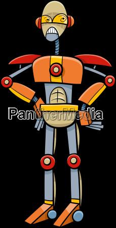 illustrazione carattere fumetto vettore cartone animato