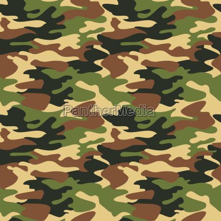 motivo di sfondo camouflage senza soluzione