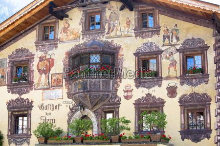 austria europa hotel orizzontale albergo allaperto
