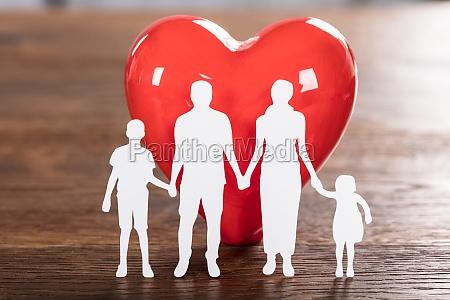 concetto di salute della famiglia sullo