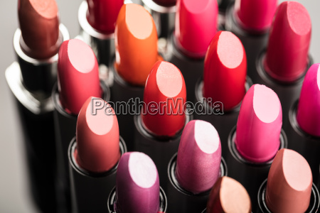 close up di colorful rossetto