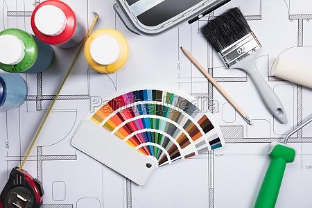 color guide swatch sui blueprints
