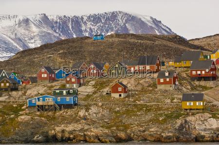 casa costruzione viaggio viaggiare groenlandia orizzontale